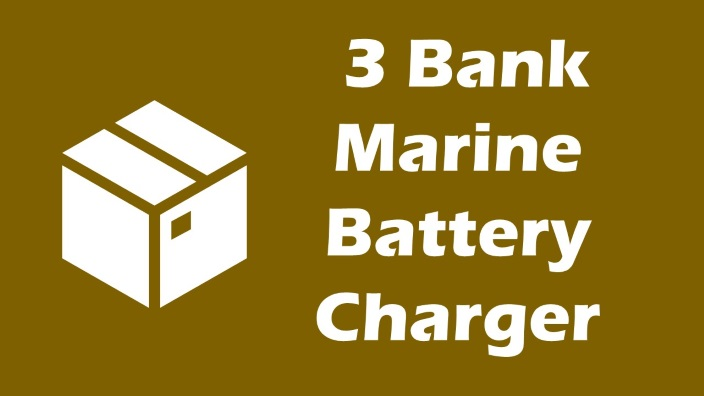Best 3 Bank Marine Battery Charger