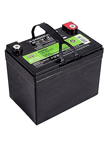 Trolling Motor Battery Sealed Lead Acid Deep Cycle Battery - DCM0035