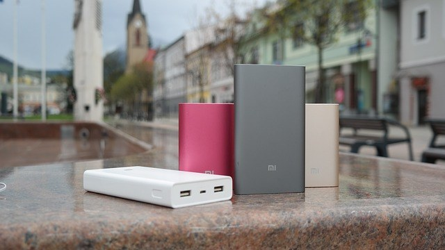 Charge Your Devices & Enjoy