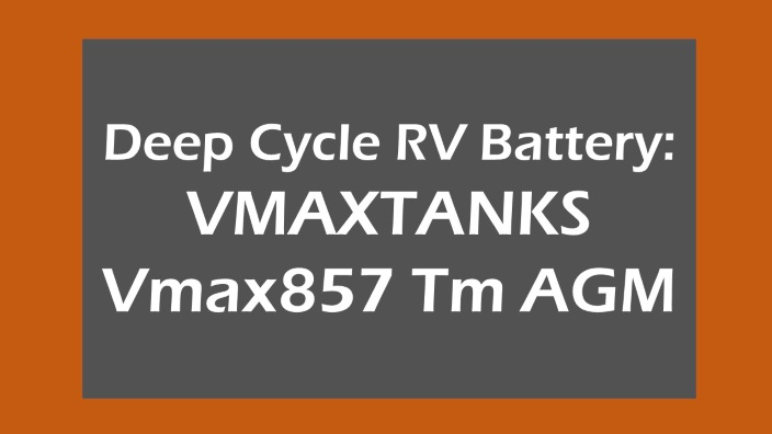 vmax 857 hi performance battery