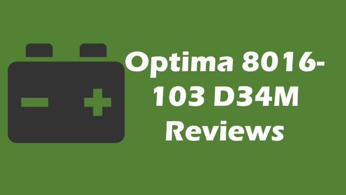 optima 8016-103 bluetop battery