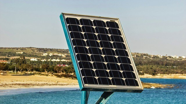 top 5 best portable solar panels for camping