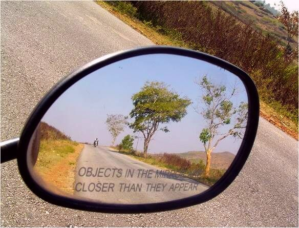 the benefits of blind spot mirrors