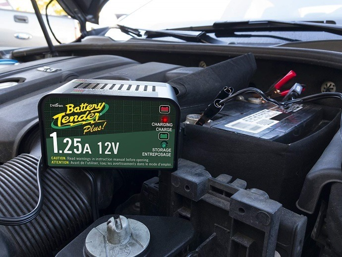 Deep Cycle Battery Charger