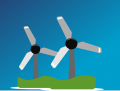 how does wind turbine works