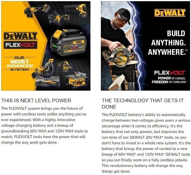 Buy a Dewalt Replacement Battery