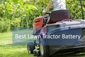 best lawn tractor batteries