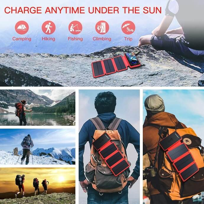 best solar power bank