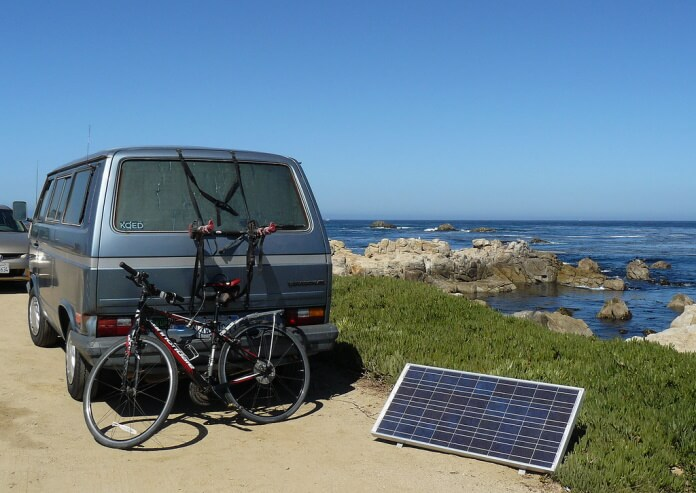 best boat solar battery charger