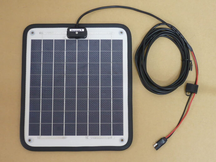 best solar charger for trolling motor battery