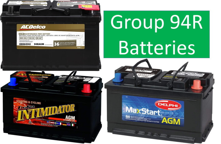 group 94r batteries
